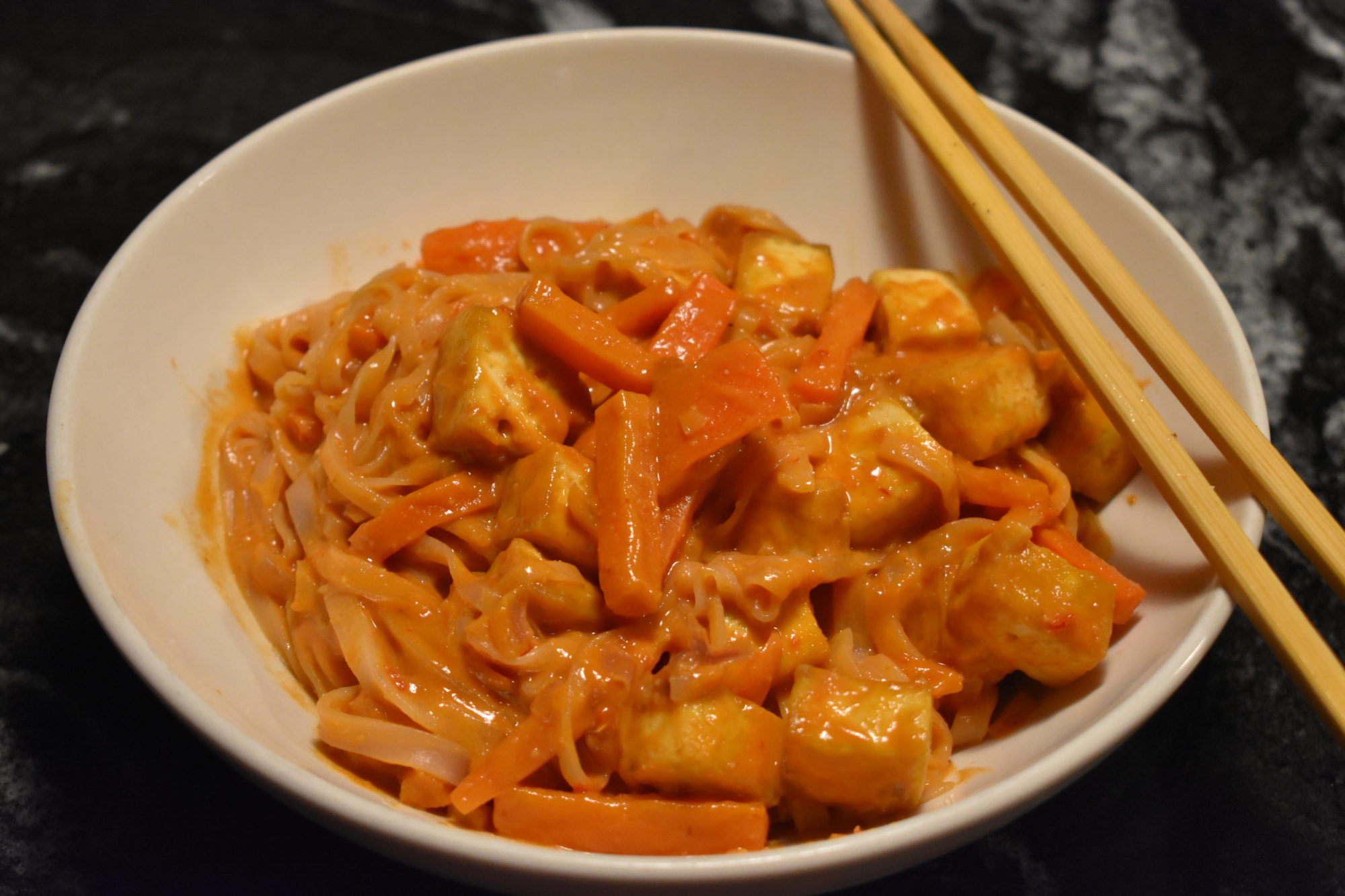 Easy Weeknight Pad Thai