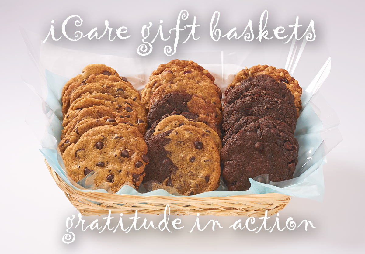 Vegan Cookie Gift Baskets Delivered in Toronto Canada