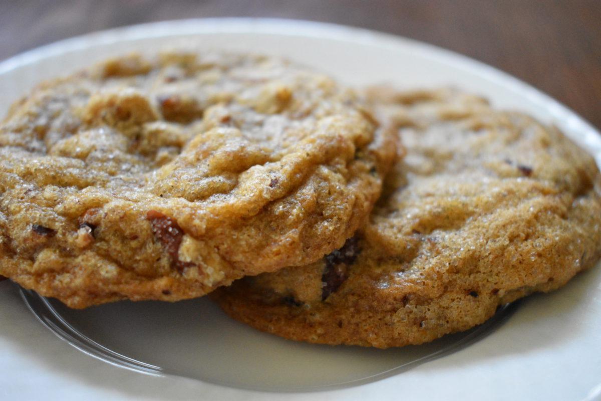Vegan Gluten Free Pecan Cookies