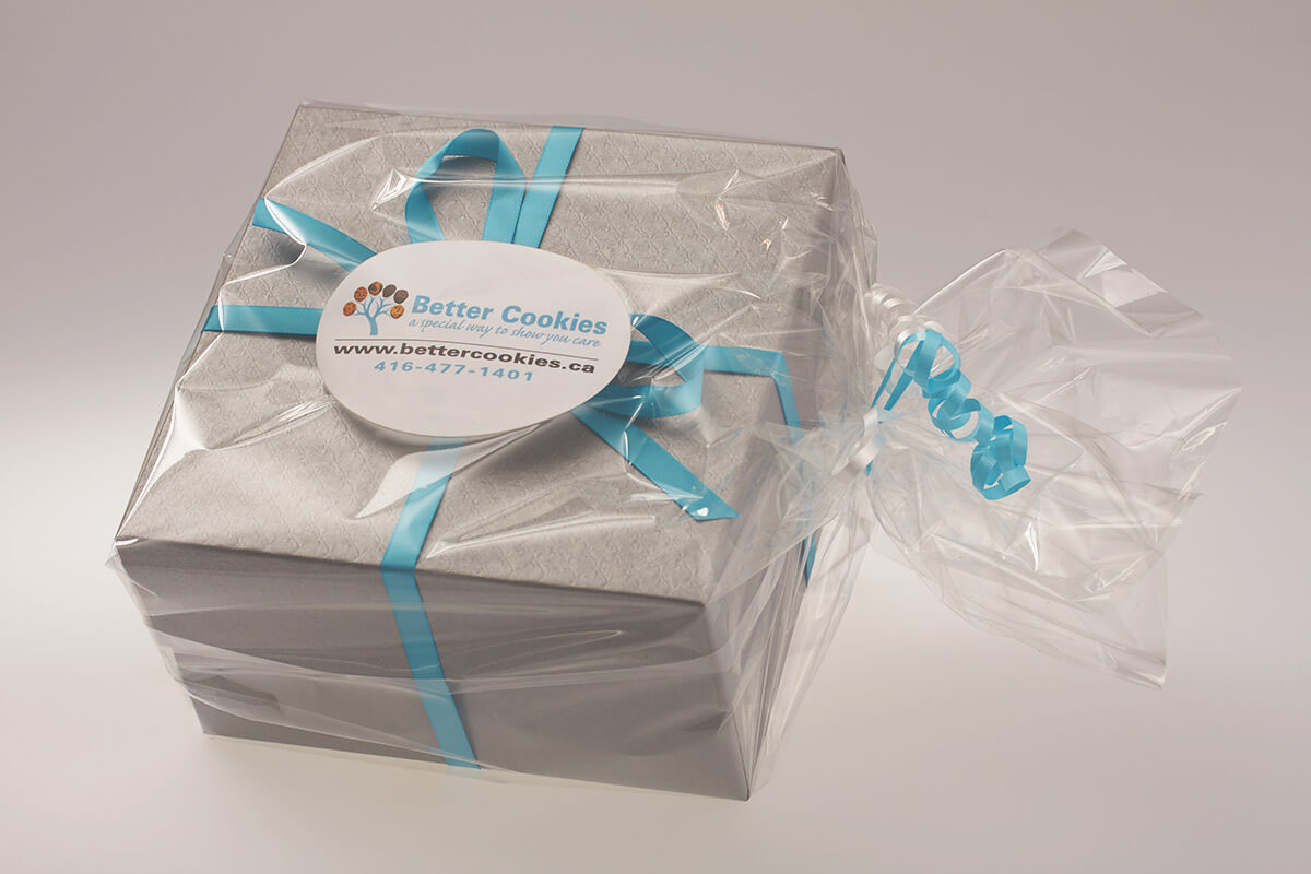 Cookie gift box delivery in Canada